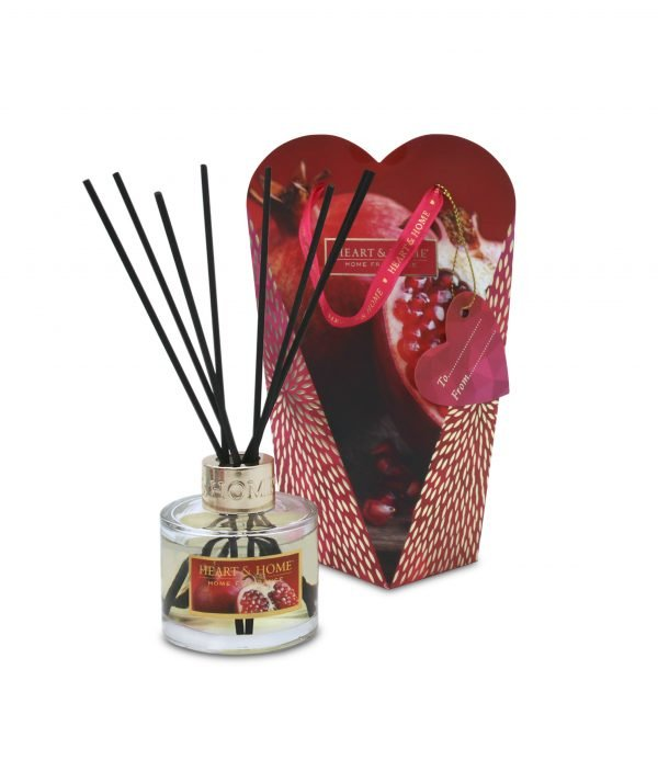 00276540365-Reed Diffuser -Ruby Pomgranade OPEN