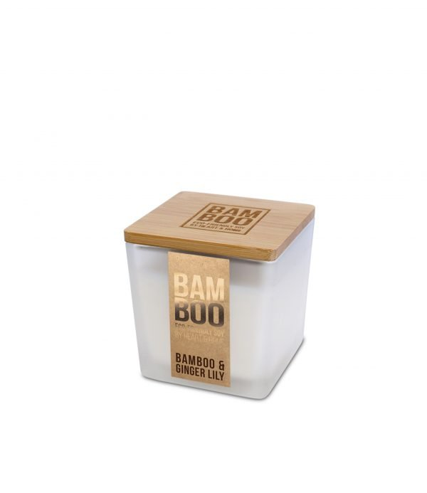00276710500 Bamboo Small Candle - Bamboo & Ginger Lily