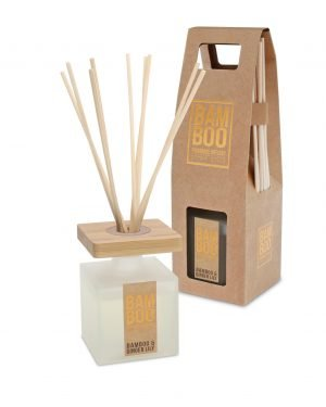 00276720500-Reed Diffuser -Bamboo & Ginger Lily OPEN