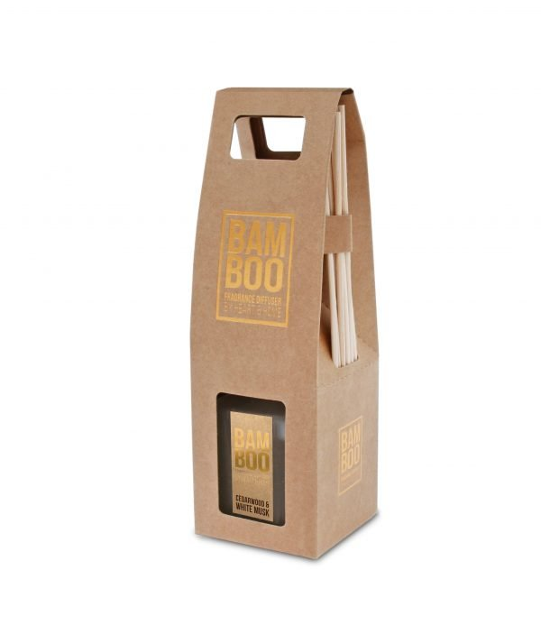 00276720501-Reed Diffuser -Cedarwood & White Musk