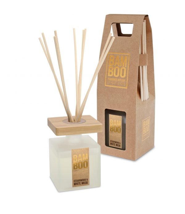 00276720501-Reed Diffuser -Cedarwood & White Musk OPEN