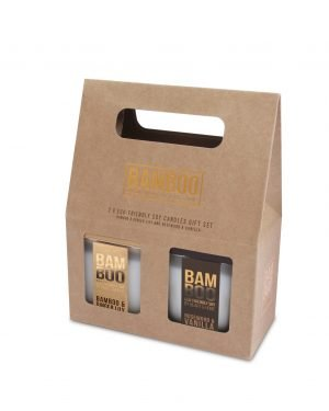 00276750001- Bamboo Small Jar Gift Set
