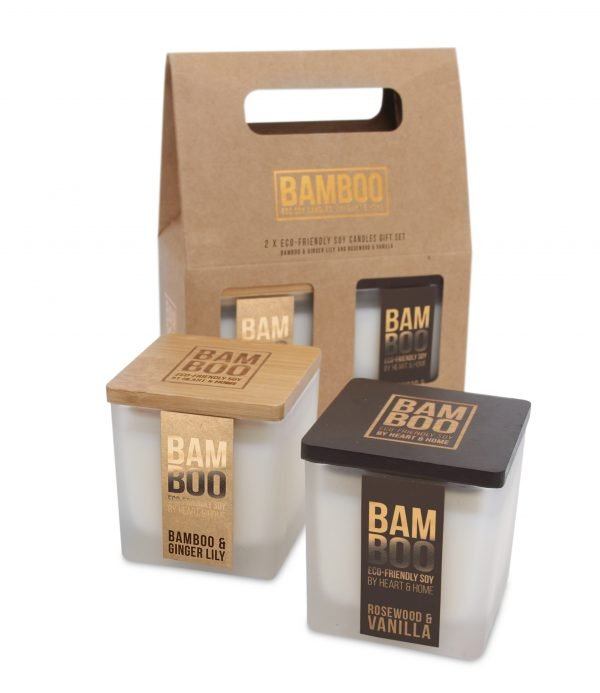 00276750001- Bamboo Small Jar Gift Set OPEN