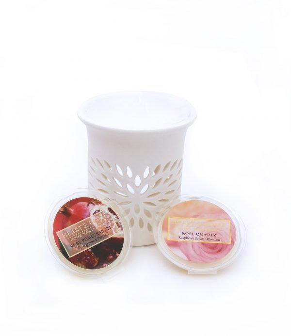 0276570001 Warmer & Wax Melt Gift Set -Precious Scents OPEN