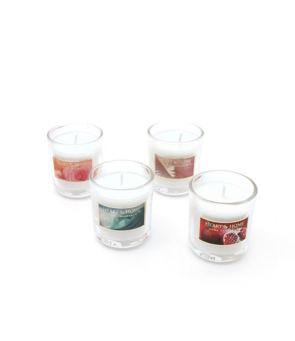 0276580001 Mini Candle Collection Gift Set -Precious Scents OPEN